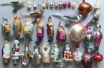 Самые дорогие елочные игрушки СССР