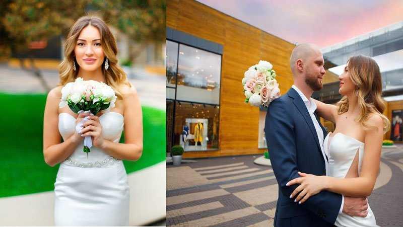 Роскошная свадьба Мишель Серовой