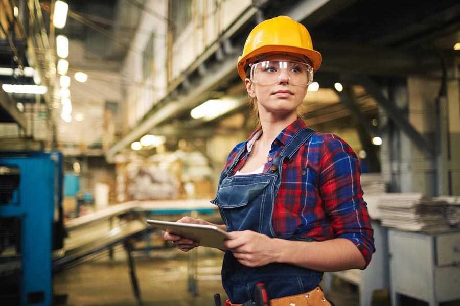 Министерство труда РФ список профессий для женщин