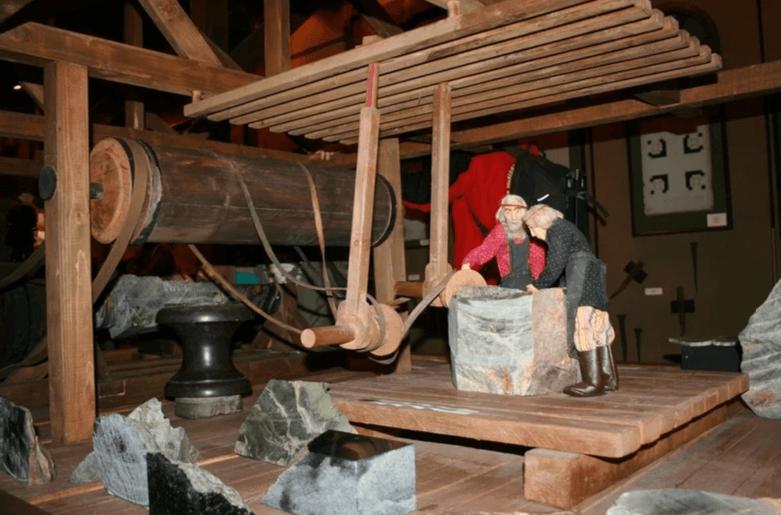 Изготовление изделия из камня