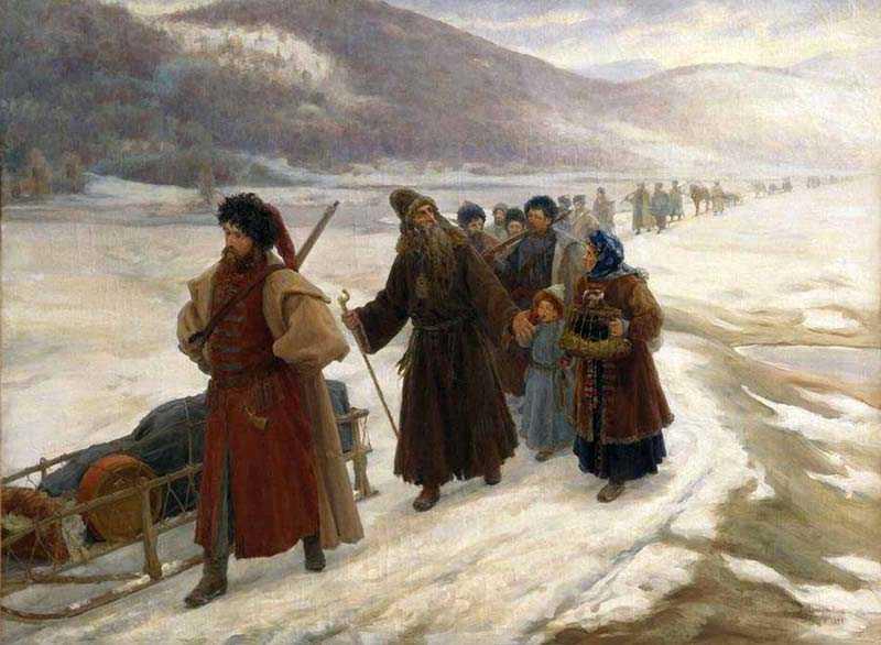 за однополую связь можно было лишиться своего состояния и поехать по ссылке в Сибирь