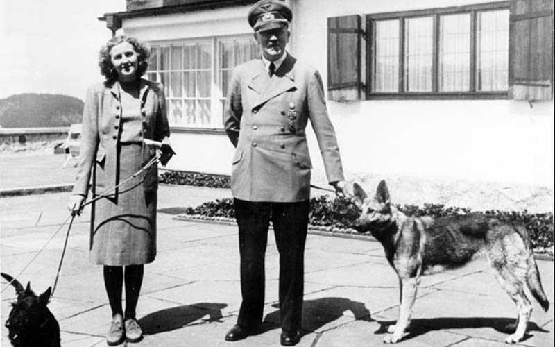 История отношений Адольфа Гитлера и Евы Браун