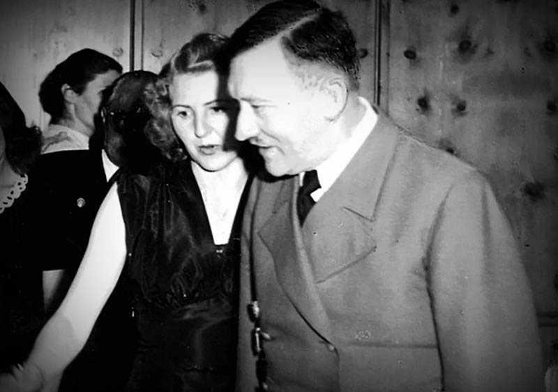 начало романа Гитлера и Браун