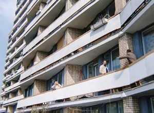 Квартира Шурика расположена по адресу Новокузнецкая, 13