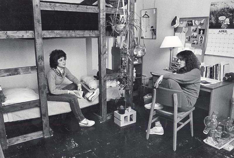 Как жили студенты в советских общежитиях