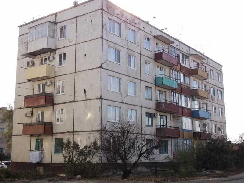 дом 5 этажей