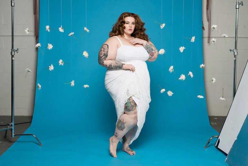Неформатная модель Тесс Холлидей – новая мода или навязывание ожирения
