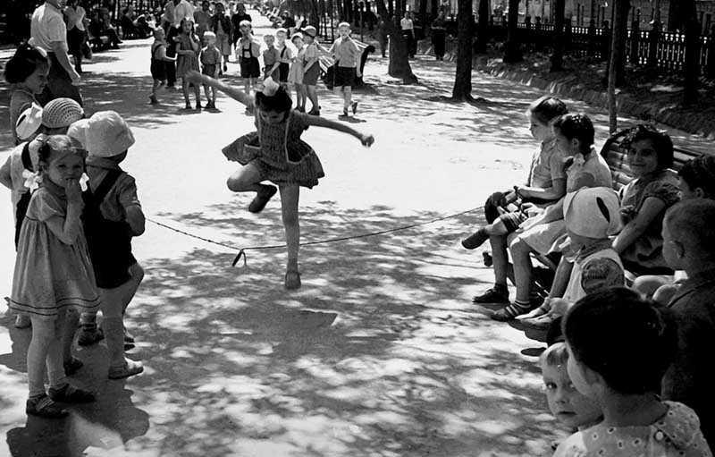 Развлечения советских детей: как жили без интернета?