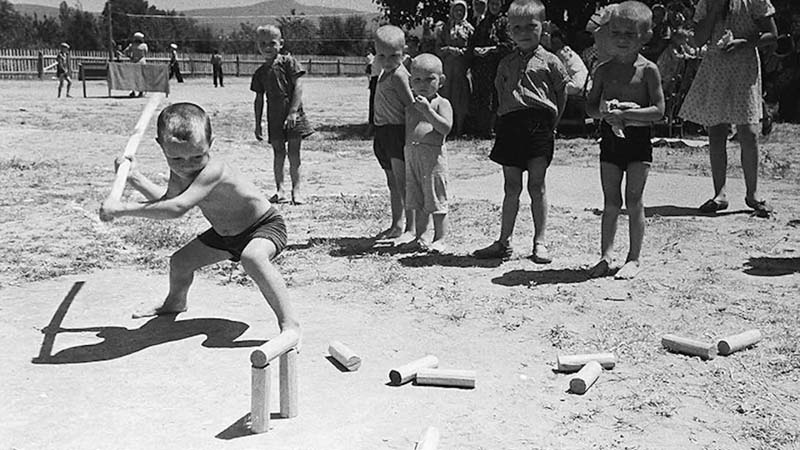 Популярные развлечения детей советского времени