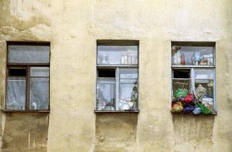 Хранение продуктов за окном