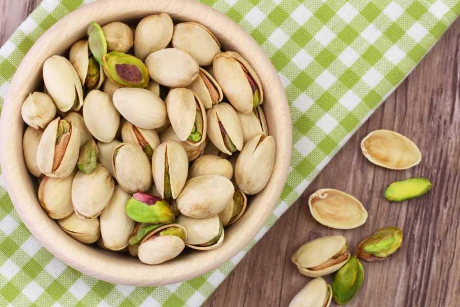Фисташки полезные орехи