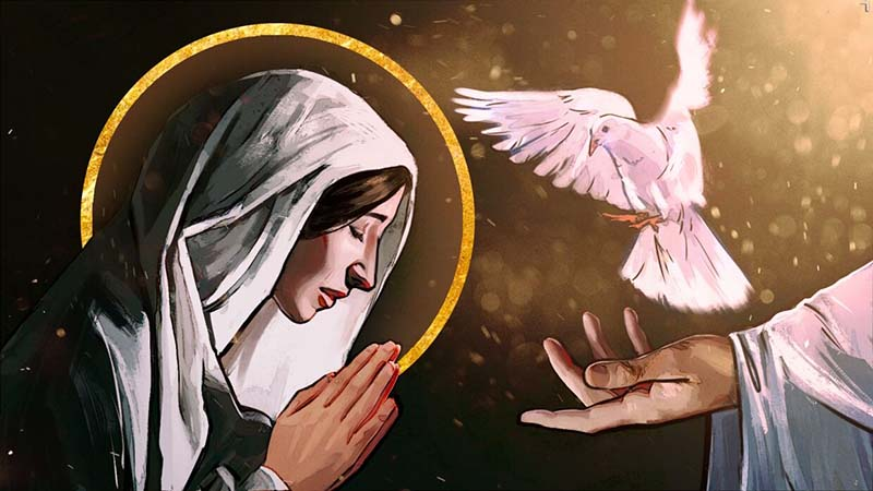 7 апреля — Благовещение