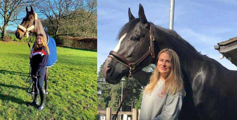 Увлечение лошадьми Софьи Абрамович