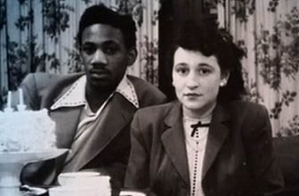 История любви британки Мэри и темнокожего парня Джейка