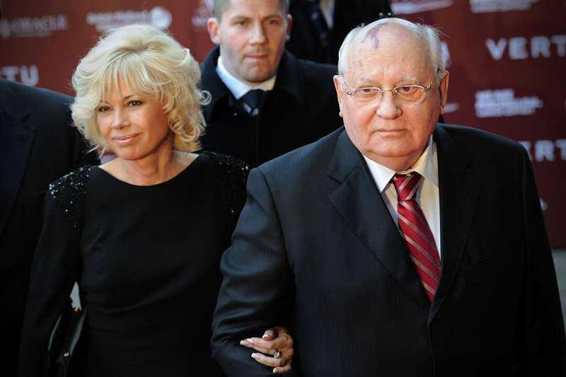 История жизни дочки Михаила Горбачева
