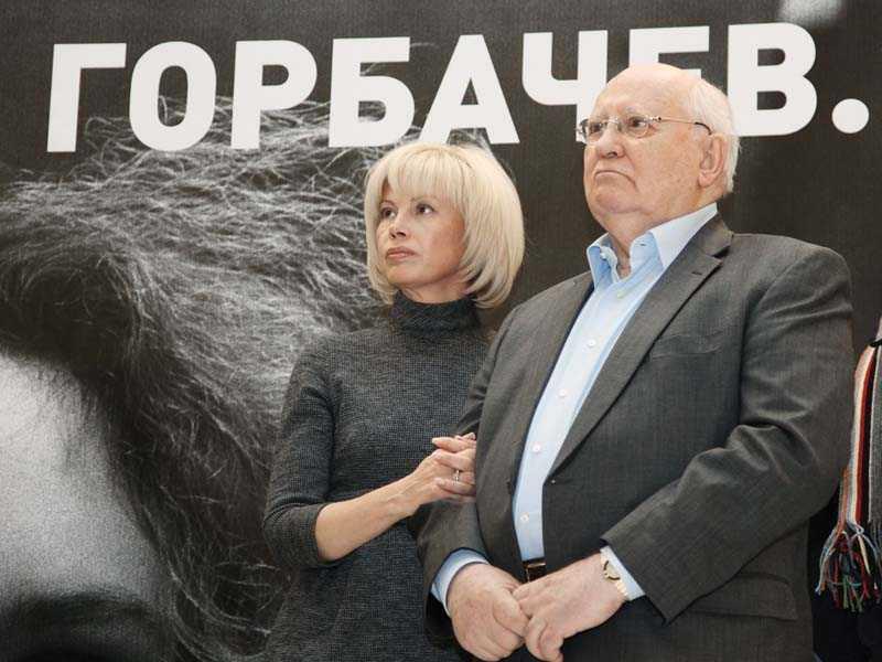 Ирина Горбачева Работа в фонде Горбачева
