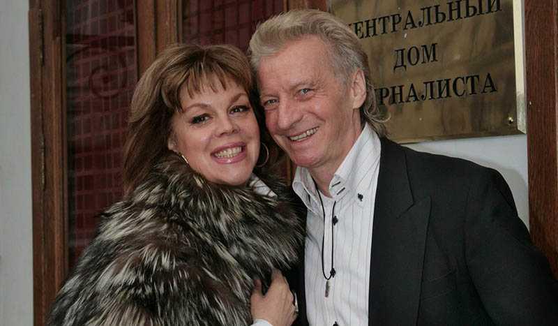 Как сложилась жизнь Любови Казарновской и ее мужа из Австрии