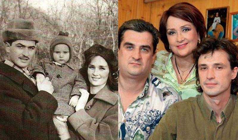 Как сложилась семейная жизнь Зинаида Кириенко и Валерий Тарасевский
