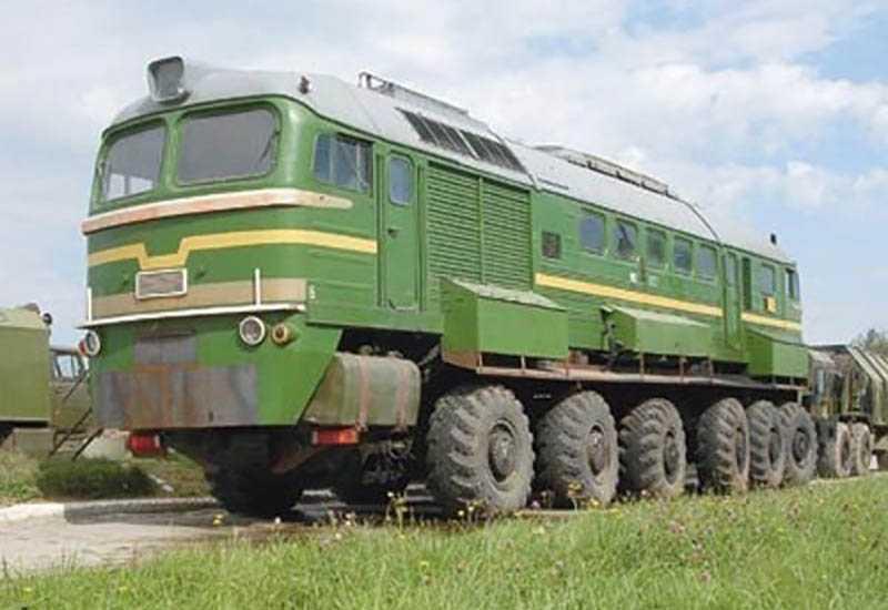 Назначение поезда на колесах