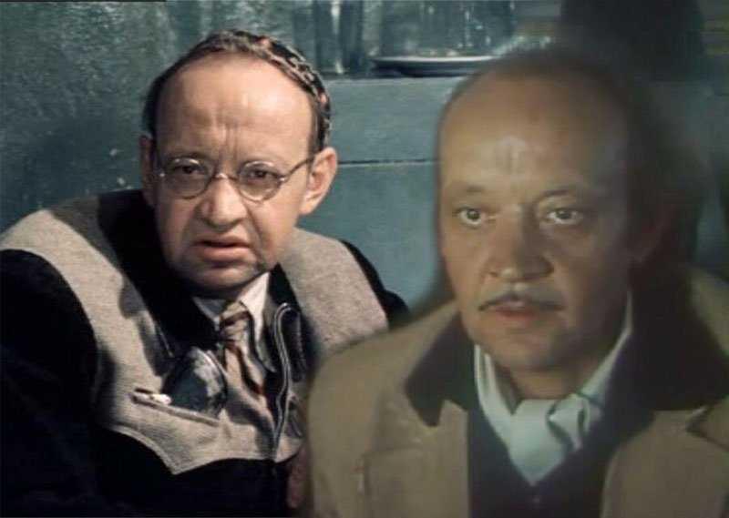 История жизни советского актера Льва Перфилова