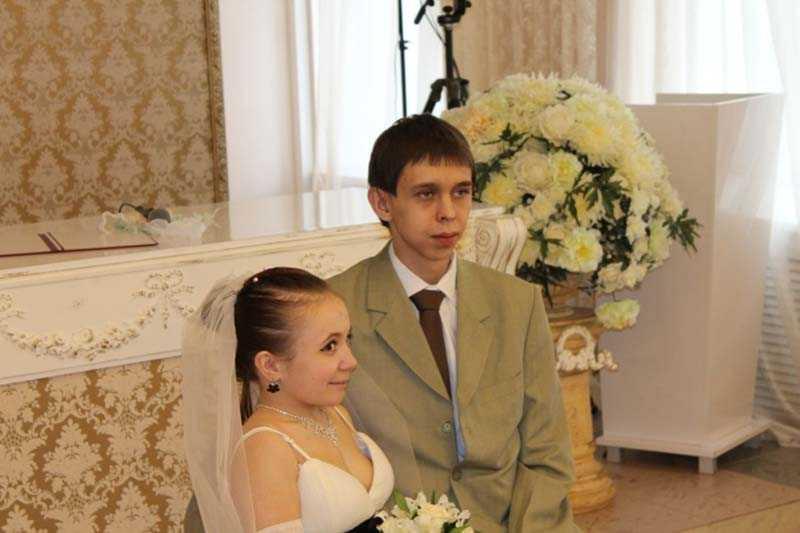 Валерии и муж Дмитрием