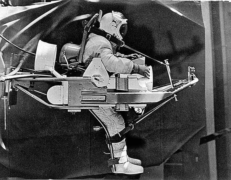 Подготавливающие тренировки космонавтов