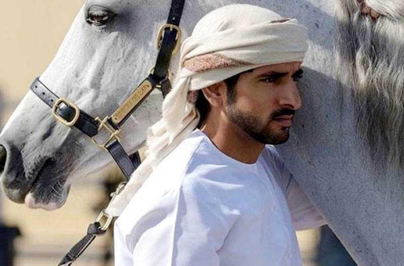 Чем занимается принц Хамдан