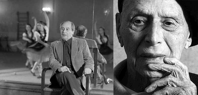 Прожил хореограф Игорь Александрович Моисеев 101 год