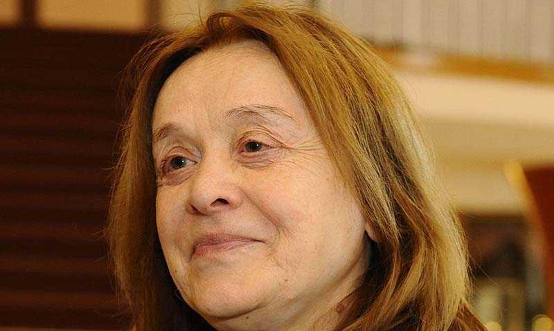 Маргарита Терехова перестала сниматься в кино из-за болезни Альцгеймера