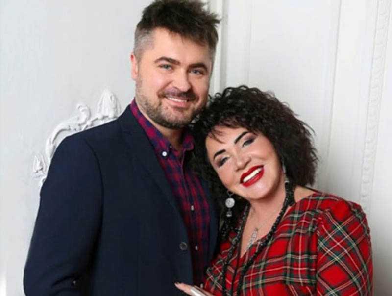 Надежда Бабкина и Евгений Гор познакомились в 2003 годуу