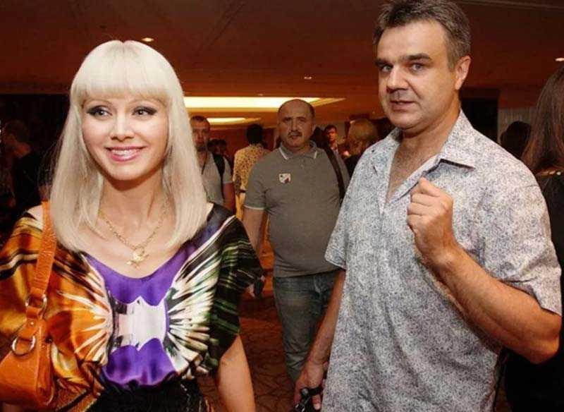 Натали и Александр Рудин