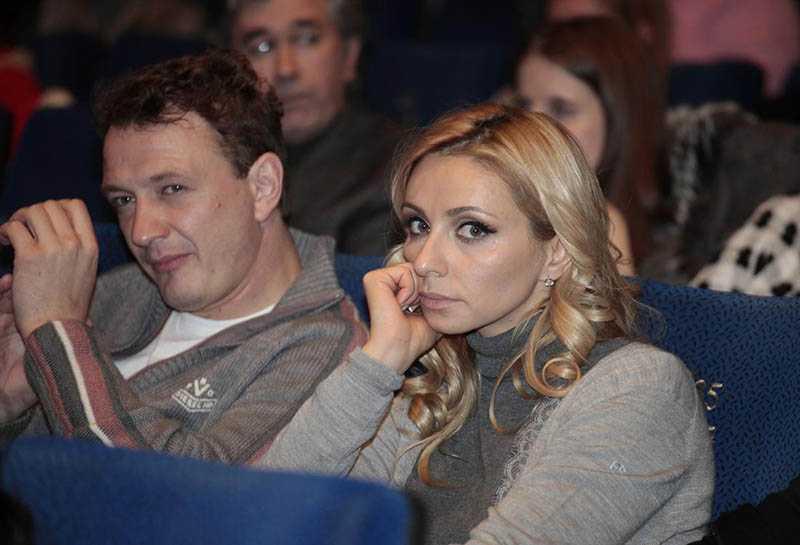 Башаров и Навка всегда были вместе, дома и на льду.