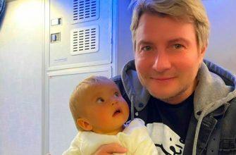 Как складываются отношения Николая Баскова и его сына от первого брака