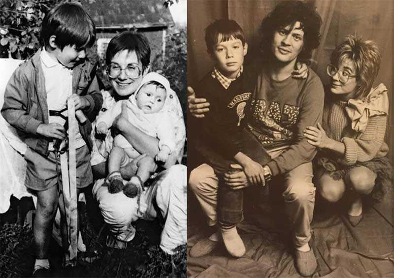 Согласно воспоминаниям самого Стаса Пьехи, детство брата и сестры было сложным, как и их отношения.