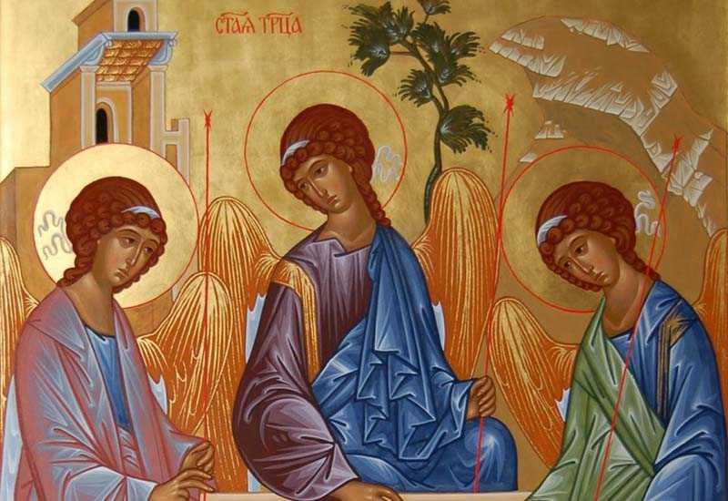 7 июня — День Святой Троицы
