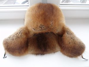 Символ эпохи шапка из пыжика