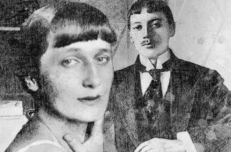 Любовь между Гумилевым и Ахматовой