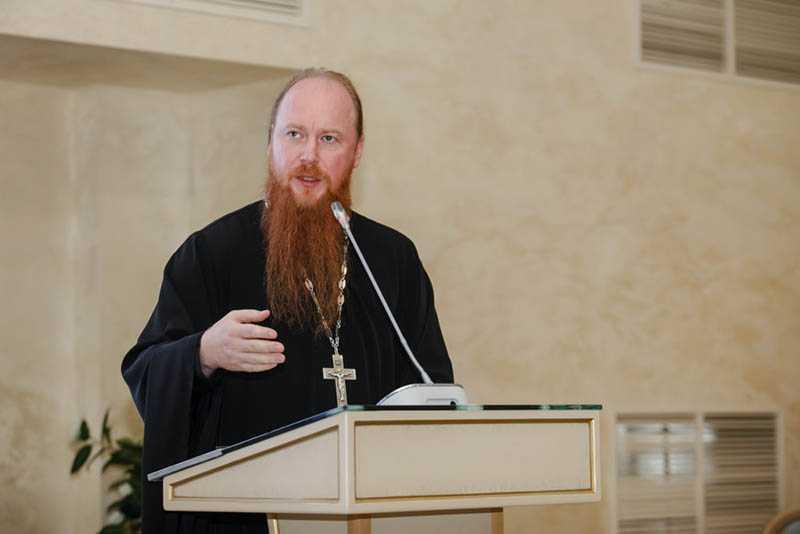 Сын Екатерины Васильевой стал наставником в храме