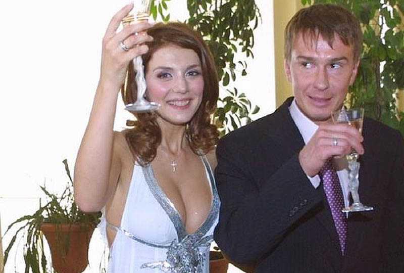 Анна Седокова — Валентин Белькевич