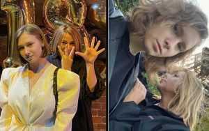 в 2001 году Алена и Александр стали родителями прелестной девочки Ксении