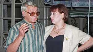 Почему Александр Демьяненко не мог 12 лет развестись