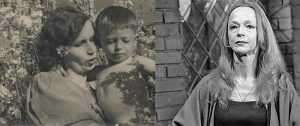 Со своей первой женой — Мариной Скляровой, Александр познакомился еще в школьные годы
