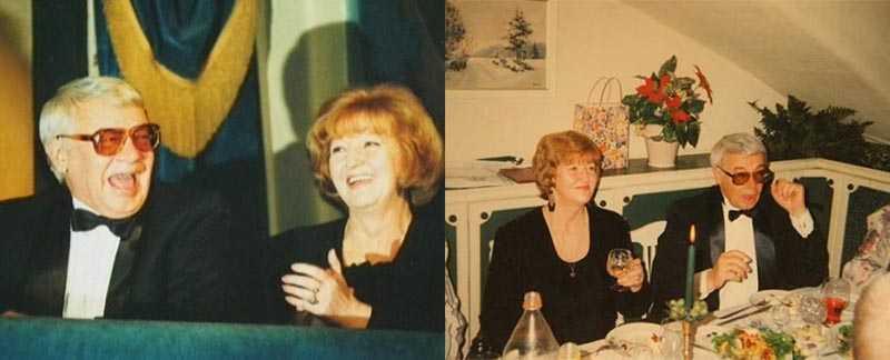 Александра Демьяненко не стало в августе 1999 года. Супруга Людмила пережила его всего на 6 лет.