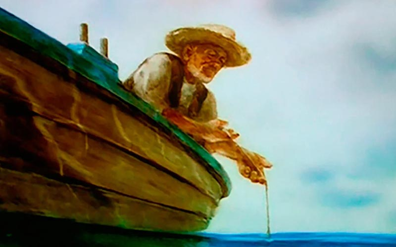 «Старик и море»  В 2000 году получить «Оскар»