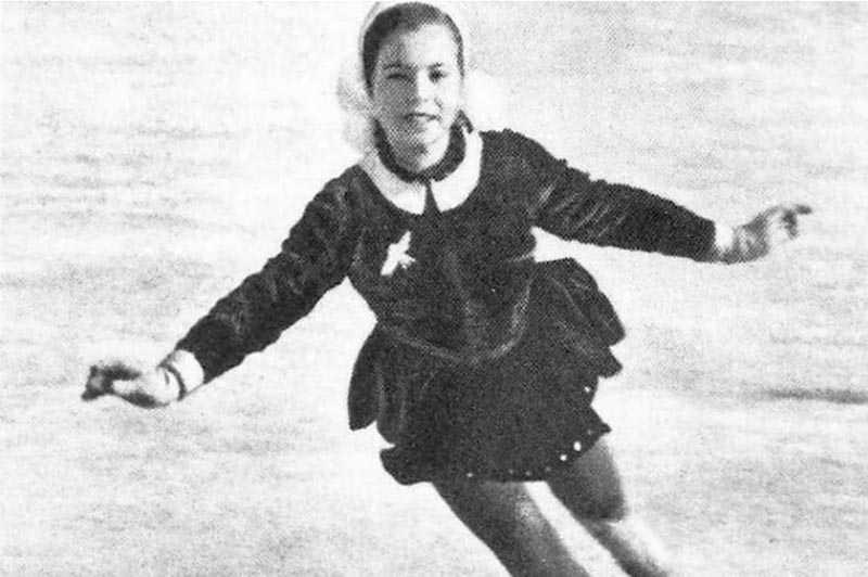 Именно с этим партнером Пахомова стала шестикратной чемпионкой мира и олимпийской чемпионкой.
