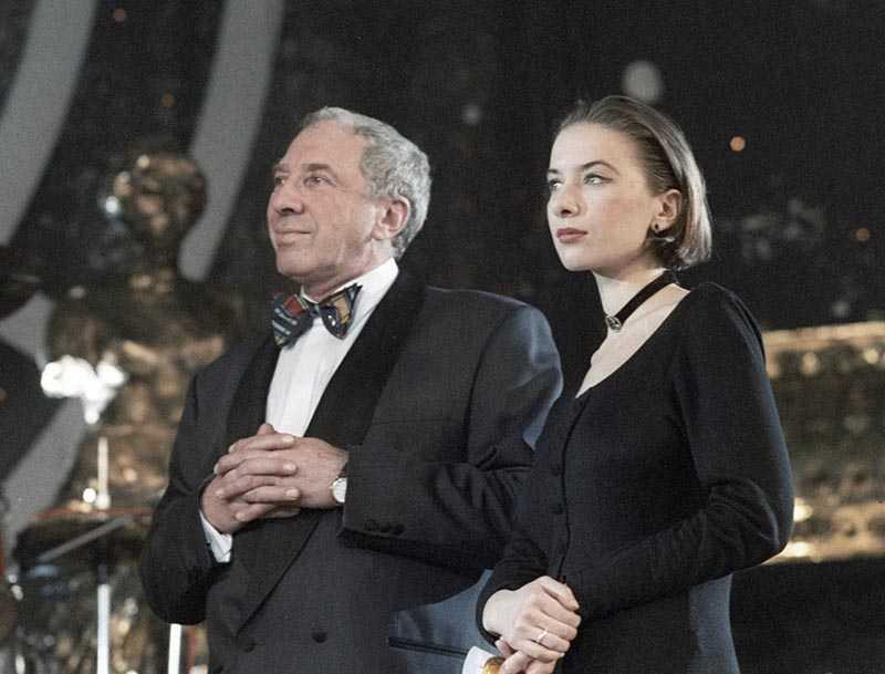 Тенякова даже просила Олега Табакова не брать Дарью в школу-студию МХАТ