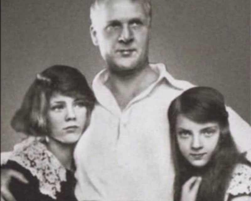 Татьяна ребенок Ф.Ф. Шаляпина