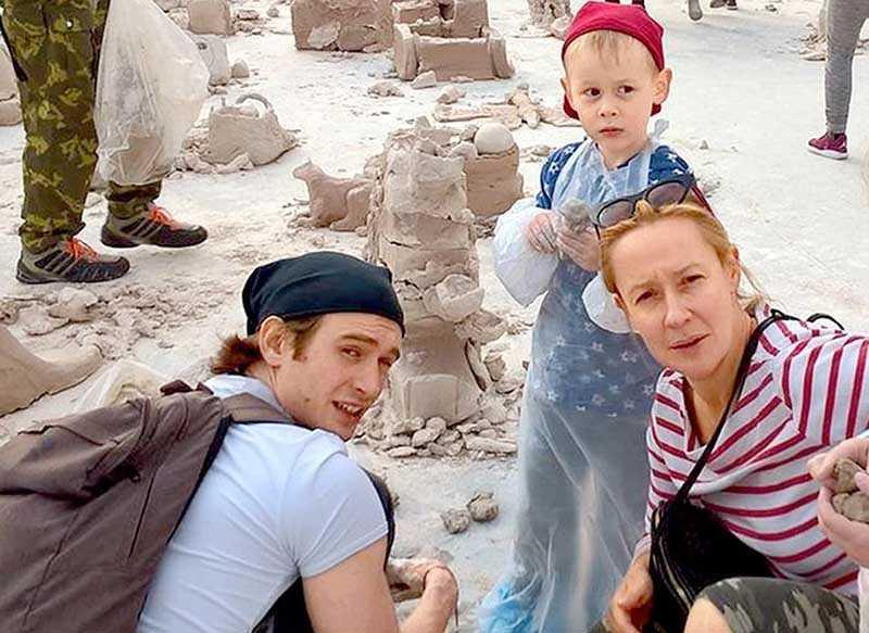 мужем Евгении стал молодой актер Владимир Киммельман