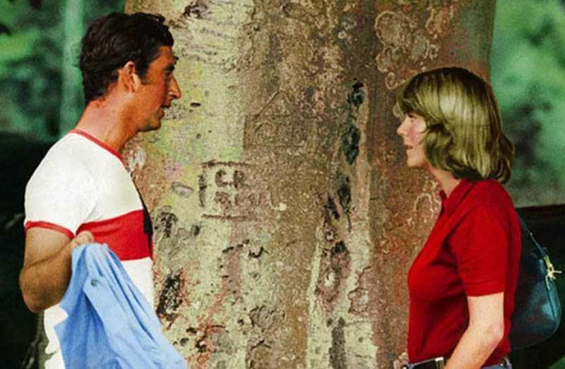 Принц и Камилла познакомились на вечеринке в 1970 году
