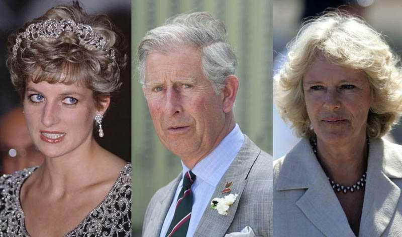Чарльз и Камилла поженились бы. Но бракосочетание стало невозможным из-за трагической гибели Дианы